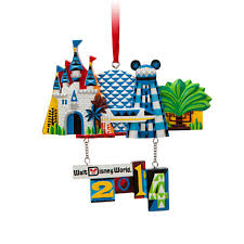walt disney world 2014 parks ornament mickey fix