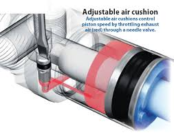 self adjusting air cushions let machines run smoother and faster