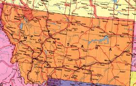 Montana Map Cities by Mineral County Montana Lookups And Volunteers Page