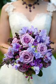 purple lavender lilac bouquet lilac and lavender shades of purple