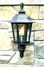 natural gas lamp post mantles light outdoor gs lamps plus parts