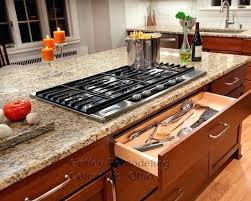 Kitchen Island Cooktop Kitchen Island Designs With Cooktops U2013 Acrc Info