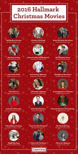 hallmark christmas movie schedule 2016 when are hallmark