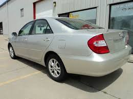 2004 toyota camry le price 2004 toyota camry le v6 4dr sedan in lincoln ne vals budget cars inc