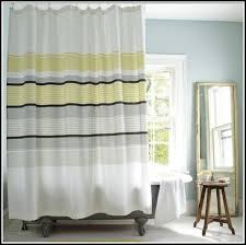 Gray And White Chevron Curtains Yellow Chevron Curtains Interior Design