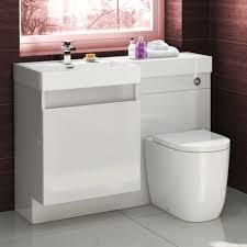 Modern White Bathroom Vanity by Best 25 Toilet Vanity Unit Ideas On Pinterest Small Vanity Unit