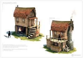 cabin design blacksmith cabin design sheet one by capital g on deviantart