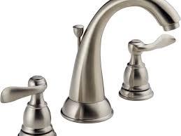 Moen Kitchen Faucets Brushed Nickel Faucet Kitchen Amazing Moen Kitchen Faucet Widespread 2 Handle