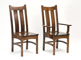 Shaker Dining Room Chairs Bedding Oakwood Furniture Amish Furniture In Daytona Beach