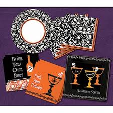 pick your poison tableware makes halloween tables spooky u0026 chic