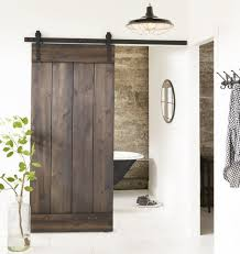 barn door ideas for bathroom best 25 barn doors ideas on sliding barn doors
