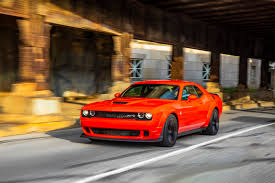 widebody cars 2018 dodge challenger srt hellcat widebody first drive review big
