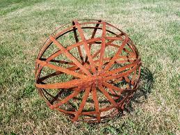 Garden Metal Art Alluring Garden Sculpture Upcycled Scrap Metal Owl Rustic