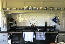 Decorative Kitchen Backsplash Tiles Hand Painted Tiles Kitchen Backsplash Tile Decorative Blue And