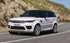 range rover engine turbo 2018 range rover sport announced p400e hybrid confirmed for