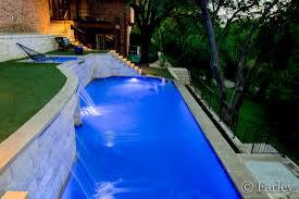 fort worth extreme hillside pool spa u0026 outdoor living