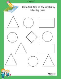 3 Dimensional Shapes Worksheets Lkg Math Worksheets Page 5
