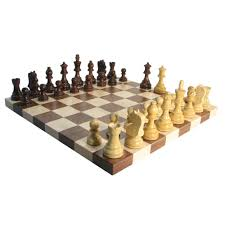 Wooden Chess Set 14