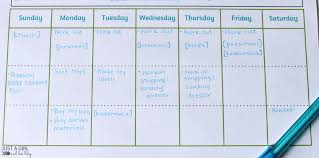 Smart Goals Worksheet For Kids Weekly Goals Printable Free Printable Mom 4 Real