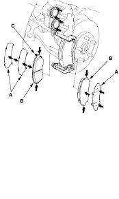 diy 2007 honda odyssey front brake rotor page 15
