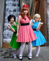 powerpuff girls costumes with pictures
