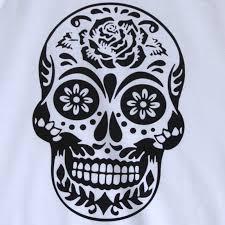really cool skull designs alleghany trees