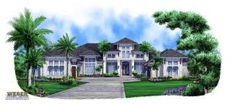 caribbean home plans caribbean house plan 1 story contemporary beach home floor plan