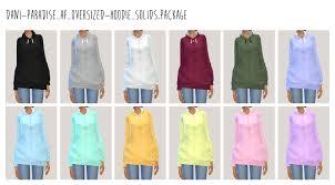 oversized hoodies dani paradise