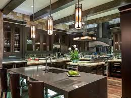 mirrored kitchen cabinets kitchen decoration with modern mirrored
