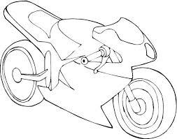 motorcycle coloring pages 19 coloring kids