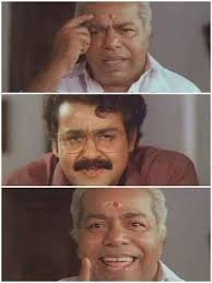 Plain Memes - manichithrathazhu movie plain troll memes collection malayalam