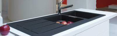 vasque de cuisine evier cuisine noir amazing evier cuisine noir with evier cuisine