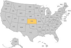 usa map kansas state kansas ipl2 stately knowledge facts about the united states
