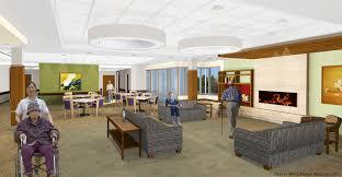 nursing home design trends south cove manor nursing home expands high profile high profile
