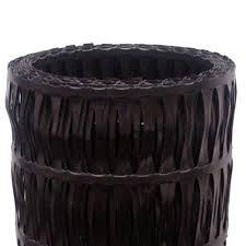 landscape fabric alternatives earthlock 48 in x 75 ft uniaxial black high density polyethylene
