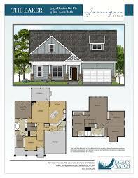 home plans jernigan homes