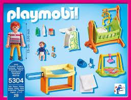 de playmobil 5304 babyzimmer mit wiege - Playmobil Babyzimmer
