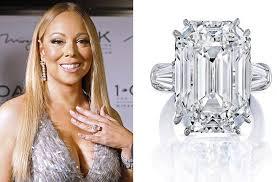 wow marey carey s wedding dress engagement ring - Carey Wedding Ring