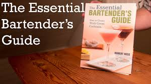 cocktail recipes book the essential bartender u0027s guide book review from better cocktails