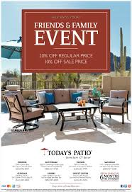 Best Buy Patio Furniture by Friends And Family Event Today U0027s Patio Furniture And Decor San