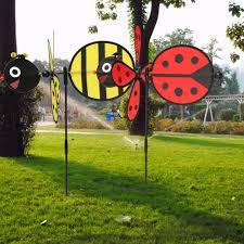 aliexpress com buy new 1pc bumble bee ladybug windmill