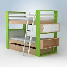 Ducduc Austin Bunk Bed Modern Bunk Beds For Kids POPSUGAR Moms - Modern bunk beds for kids