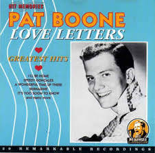 pat boone love letters greatest hits cd at discogs