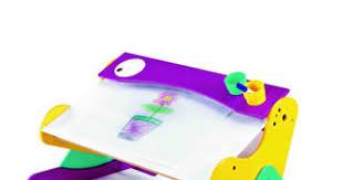 bureau evolutif bureau évolutif 3 en 1 coloré oxybul éveil et jeux mam advisor