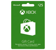 xbox live gift cards buy xbox live 25 gbp gift card at argos co uk your online shop