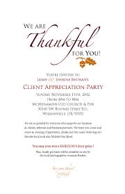 Business Appreciation Letter To Customer by 18 Best Client Appreciation Party Images On Pinterest Real