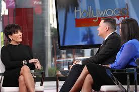 Kris Jenner Live - ross mathews photos photos kris jenner appears on u0027hollywood