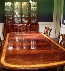 mahogany dining room set leighton hall furniture mahogany dining room tables mahogany dining