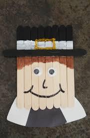 popsicle stick pilgrim this s crafty