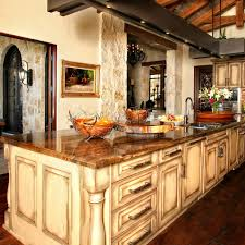 Rustic Kitchen Countertops by The Best Colors For Granite Kitchen Countertops